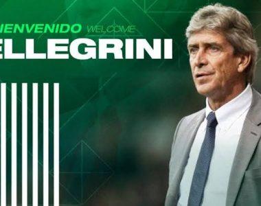 ¡YA ES OFICIAL!: Pellegrini nuevo director del Betis
