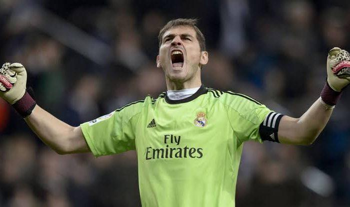 Iker Casillas vuelve al Real Madrid después de 5 años