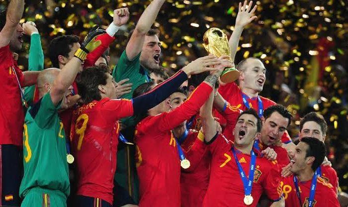 Hace 10 años España tocó la gloria