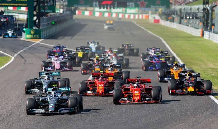 F1: Así quedó la Parrilla en el Gran Premio de Estiria