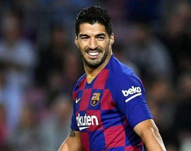 Así la historia… Los goles de Suárez en el Barça