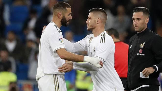Posible positivo de COVID-19 en el Real Madrid