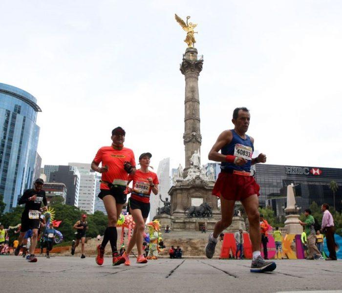 Uno más… Se cancela el maratón de la CDMX