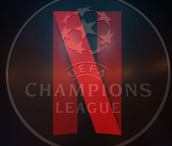 La Champions por Netflix