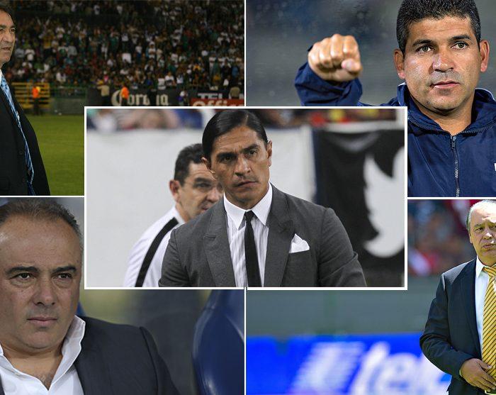 No ha llegado el indicado… Pumas ha cambiado 10 veces de DT desde su último título.