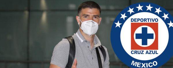 Feliz de llegar a Cruz Azul… Ignacio Rivero