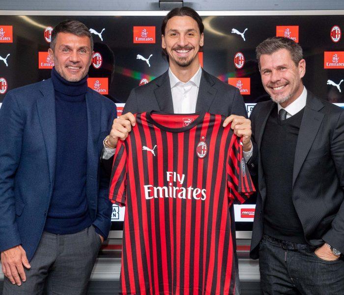 Un centenario de juegos con el Milan