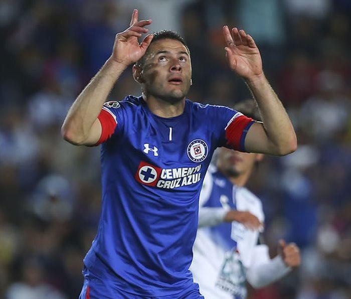 Pablo Aguilar se pone a punto para volver al campo