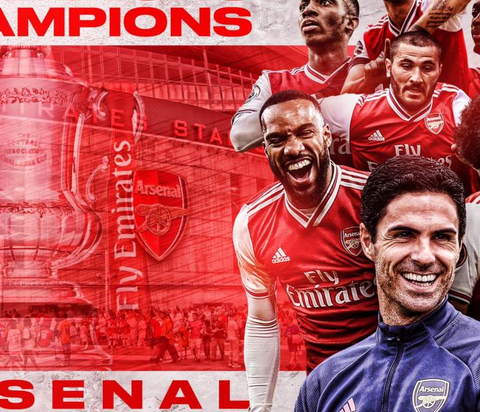 El Arsenal se corona Campeón de la FA Cup
