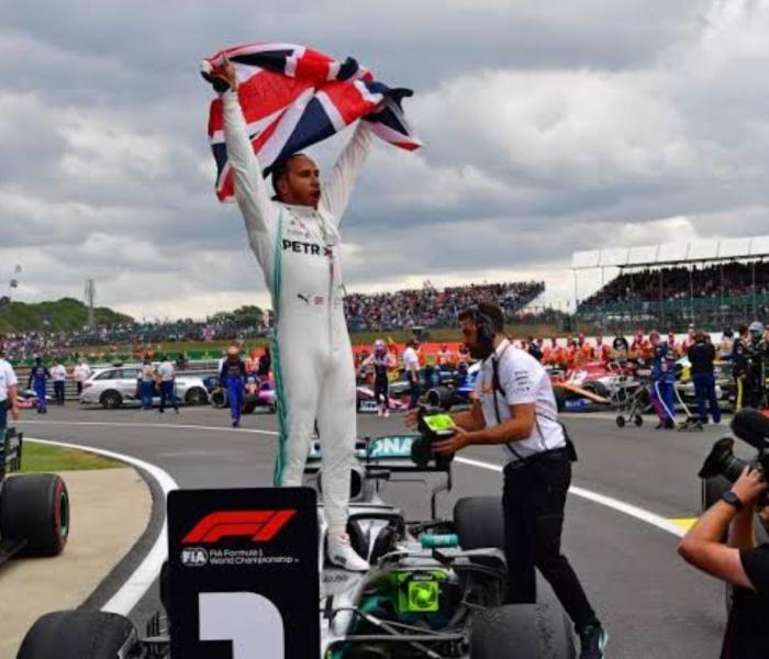 Formula 1: Lewis Hamilton el rey de Silverstone
