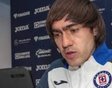 """Shaggy Martínez: """"Quiero trascender con Cruz Azul"""""""