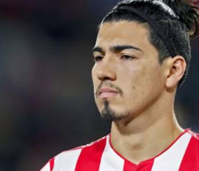 Erick Gutiérrez se lesiona en la pretemporada del PSV