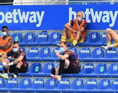 Barcelona: se registra un contagiado de Covid-19 dentro del equipo