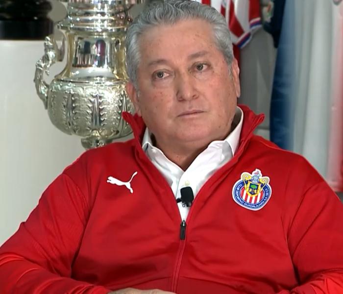 Chivas: Victor Manuel Vucetich es presentado como su nuevo entrenador