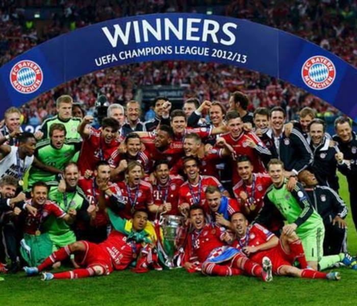 Sólo el Bayern sabe lo que es una final de Champions League