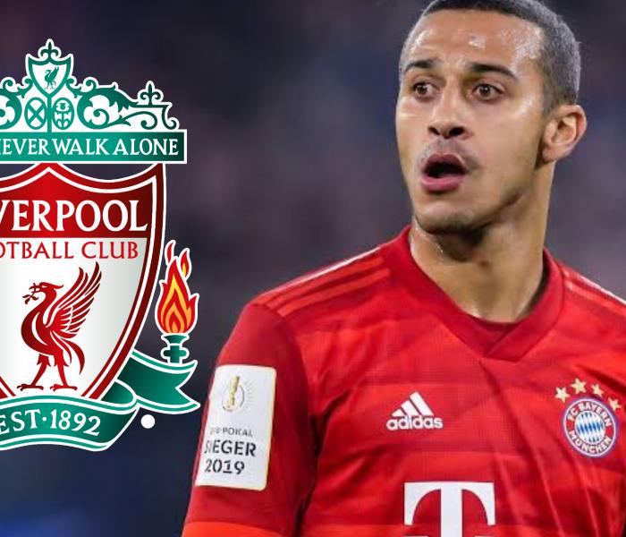 Thiago Alcántara ya tendría un acuerdo con el Liverpool