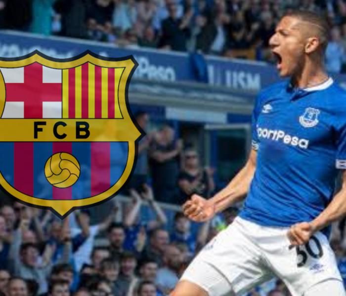 El Everton le pide 158 MDE al Barcelona por Richarlison