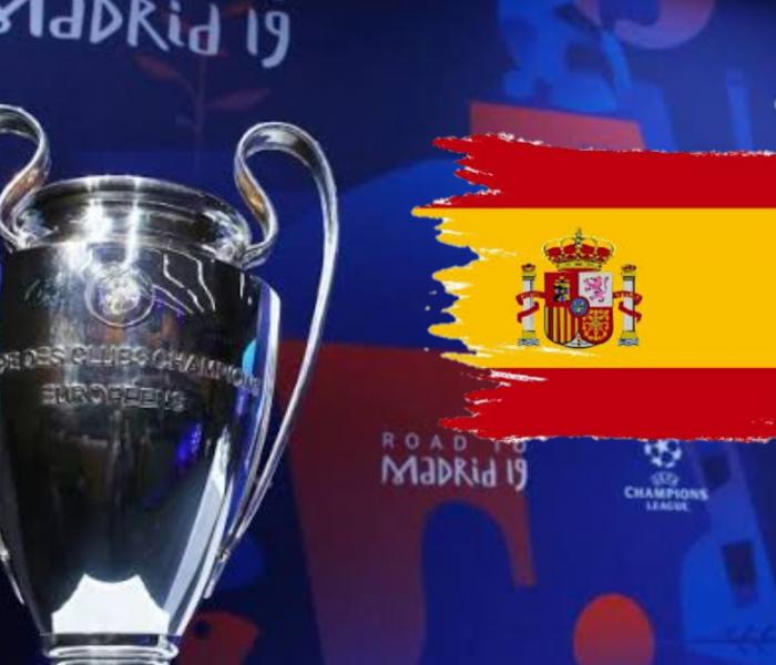Champions League: Un siglo dominado por los españoles
