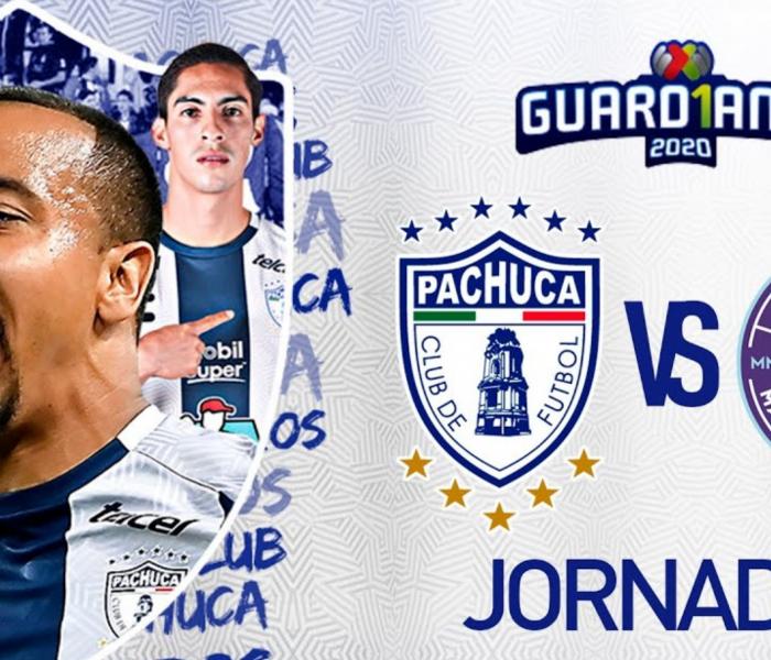 Guard1anes 2020: Lunes por la noche, Pachuca vs Mazatlán