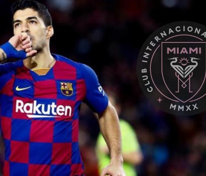 Luis Suárez podría ser compañero de Rodolfo Pizarro