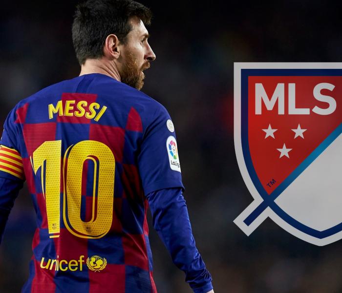 ¿Le caería bien la MLS a Messi?