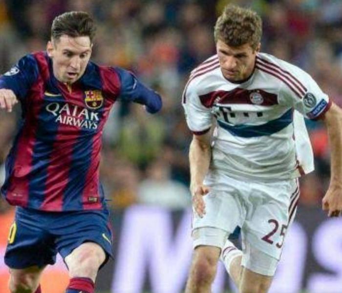 Müller opina sobre la salida de Messi del Barcelona