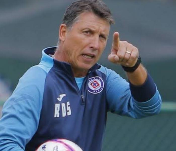 """Cruz Azul: """"Tenemos el plantel ideal para buscar esa novena estrella"""", dice Siboldi"""