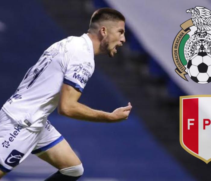 Santiago Ormeño buscado por dos selecciones nacionales