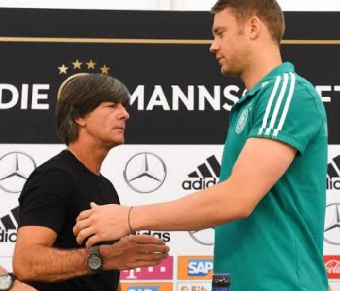 Joachim Löw dice que Neuer merecía el Balón de Oro