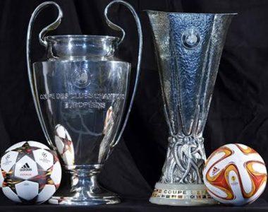 Todo listo… Así quedaron las competencias europeas