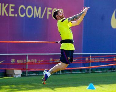Regresa la Champions… Así saldría el Barcelona en la vuelta contra el Napoli