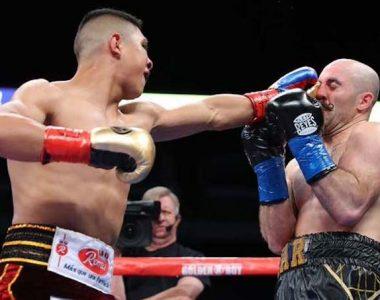 Jaime Munguia quiere ver pelear al Canelo
