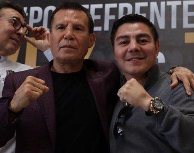 Se calienta el tiro entre Julio César Chávez y Jorge el 'Travieso' Arce