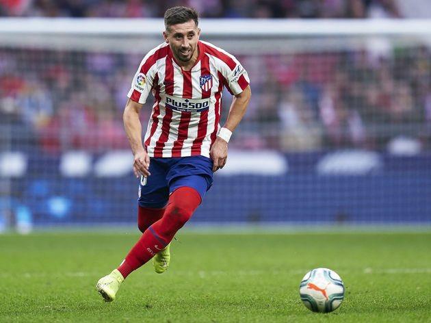 Héctor en Herrera en el posible once inicial con Atlético de Madrid