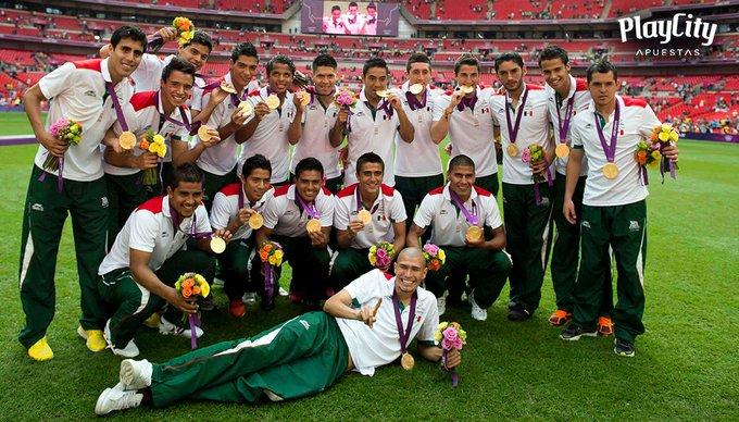 México campeón de Londres 2012