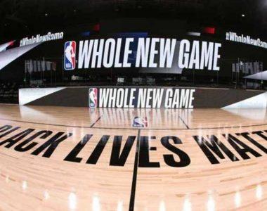 NBA, Baloncesto: NBA APOYARÁ A LA COMUNIDAD NEGRA