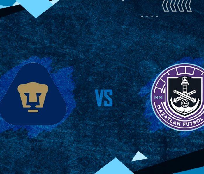 Minuto a Minuto: Mazatlán vs Pumas