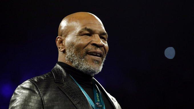 Mike Tyson regresará en el mes de Noviembre