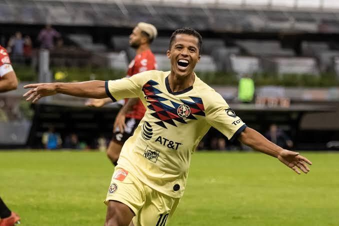 Repite titularidad… Giovani Dos Santos va de arranque contra Cruz Azul