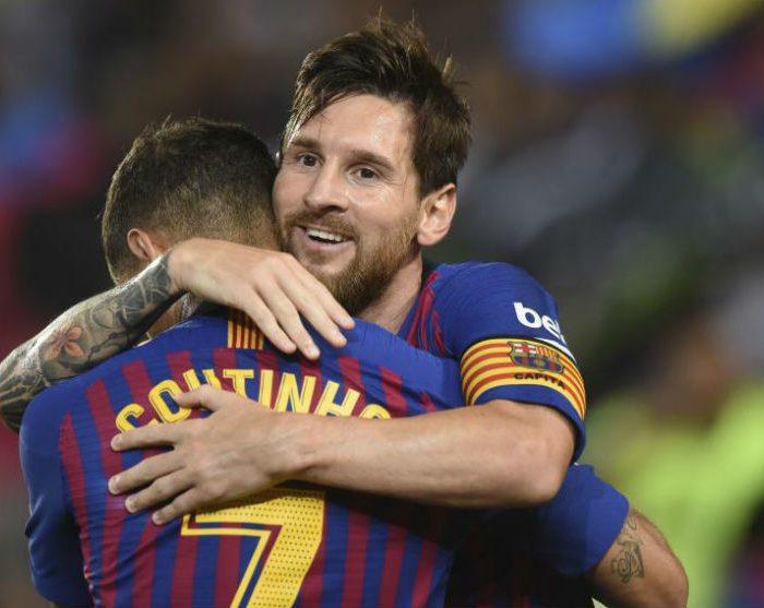 Parece que se ponen de acuerdo, regresa Coutinho al Barcelona