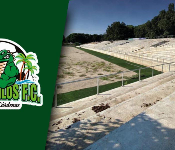 De tercera con Estadio de primera… está es la historia de los Cocodrilos FC
