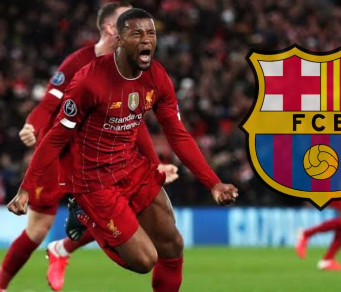 Barcelona: Wijnaldum avanza las negociaciones con los Blaugranas