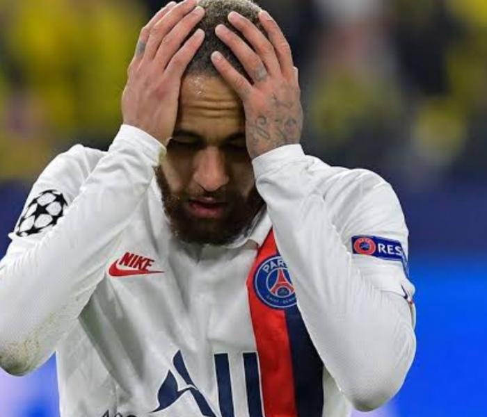 PSG: Neymar y otros dos jugadores da positivo a Covid-19