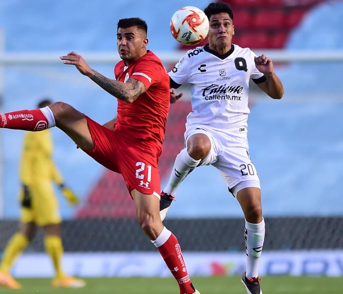 El Querétaro nunca le había metido más de 3 goles al Toluca