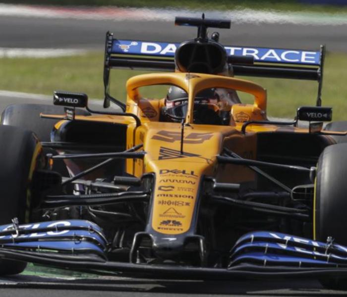 F1: Como de costumbre, Hamilton sale primero y Checo 4to