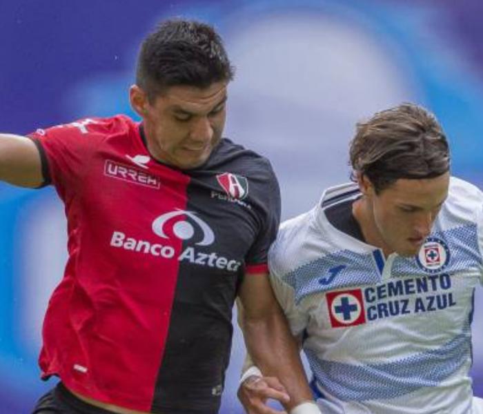 El Atlas le gana a Cruz Azul en la cancha del Jalisco