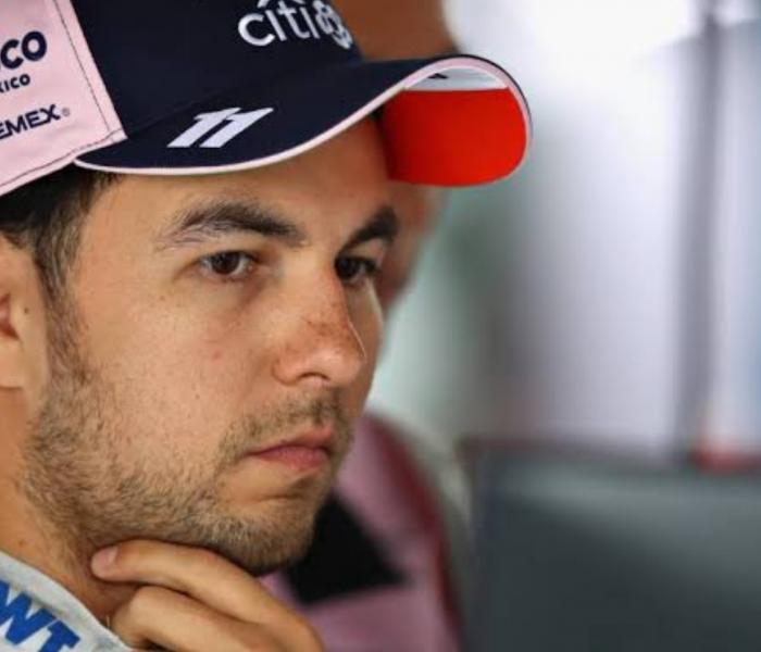 Checo Pérez de va de Racing Point