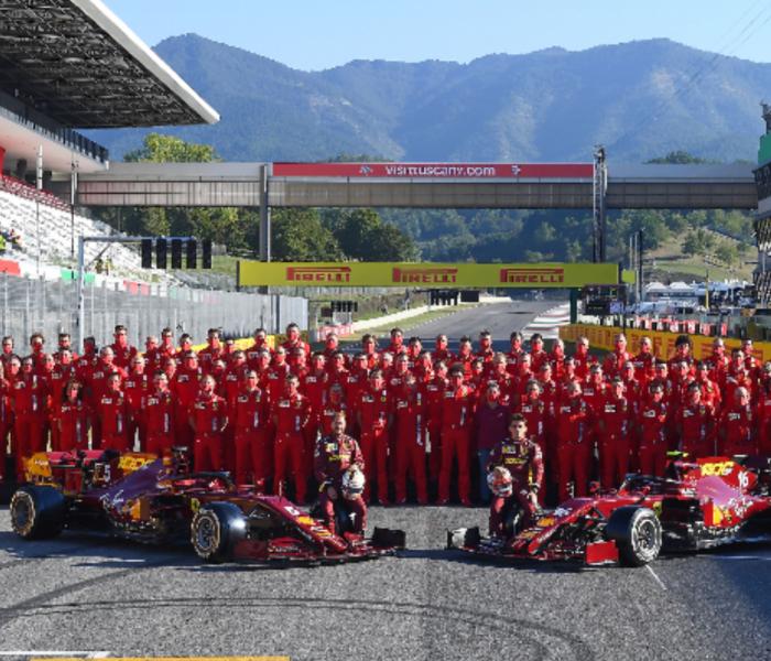 Ferrari va a cumplir 1,000 GP's en Toscana