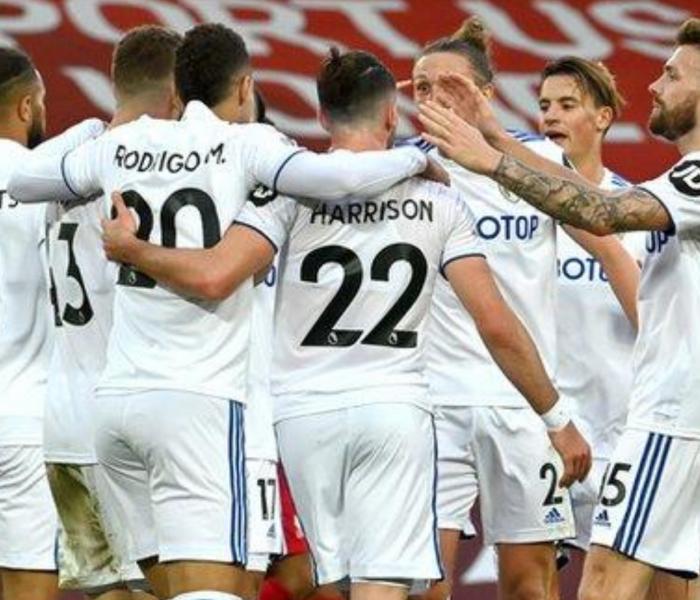 Análisis: El Leeds United le planto cara al Liverpool