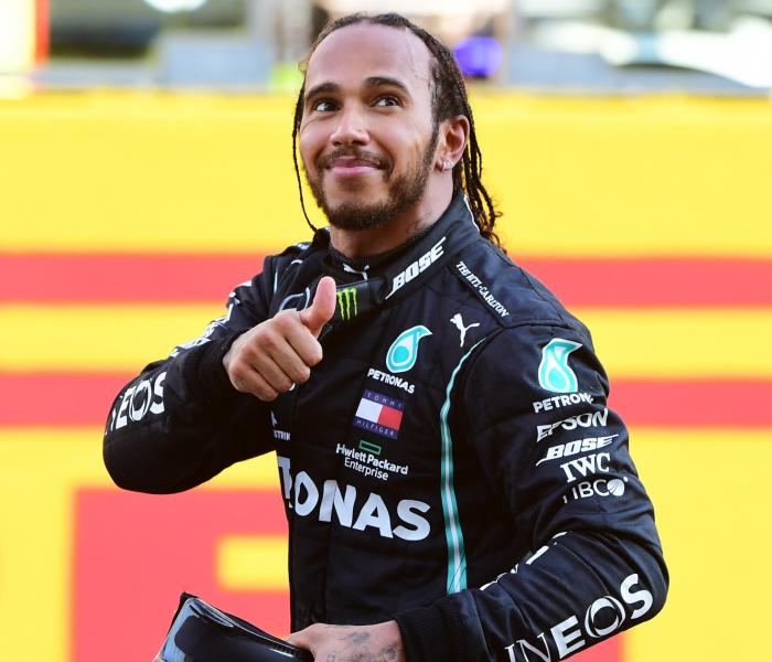Hamilton vuelve a ganar y se acerca a Schumacher…Checo Pérez termina quinto